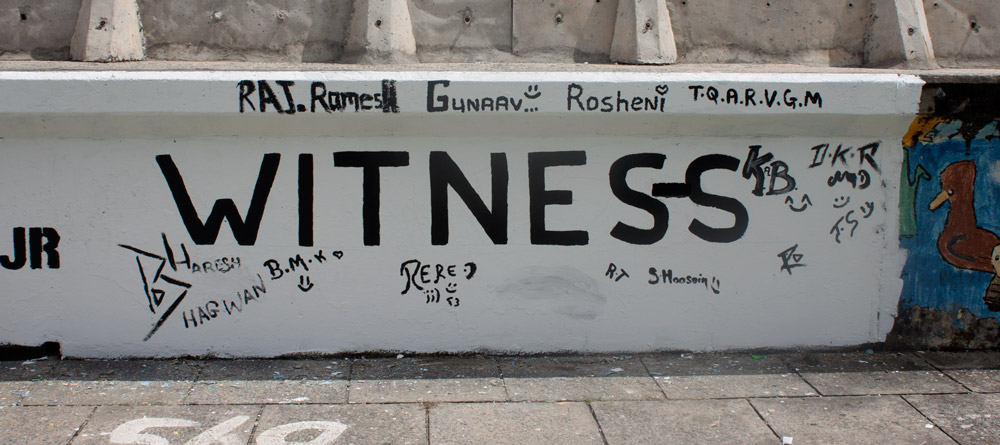 witness wall